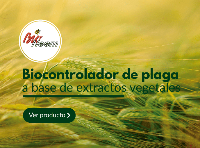 Biocontrolador Cultivos Colombia Movil